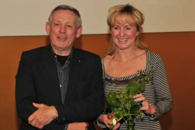 Hylke Speerstra en Klasina Seinstra, klik foar mear foto's
